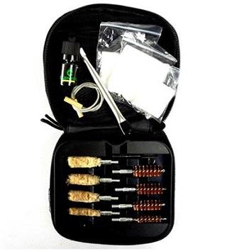 Kit de nettoyage de pistolet pour fusil pistolet handgun Shotgun Cleaning /_wffw